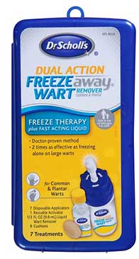 6 Best Wart Removal Products: Updated 2019