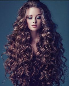 Curling Tools for Longhair