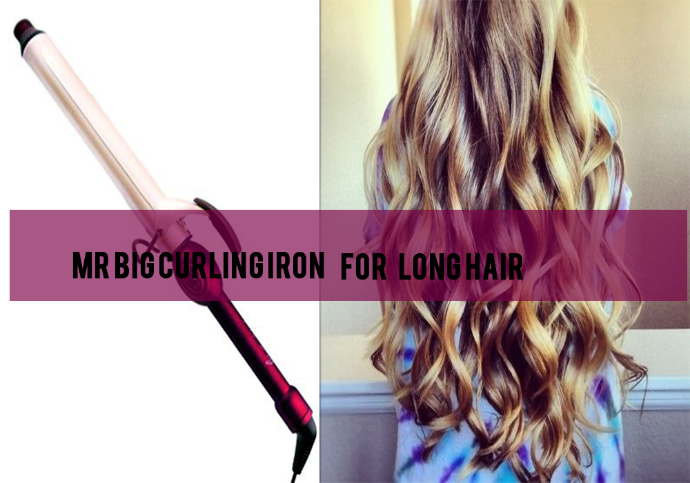 Mr Big Curling Iron