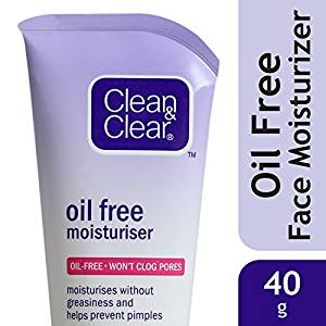 Clean And Clear Skin Balancing Moisturizer