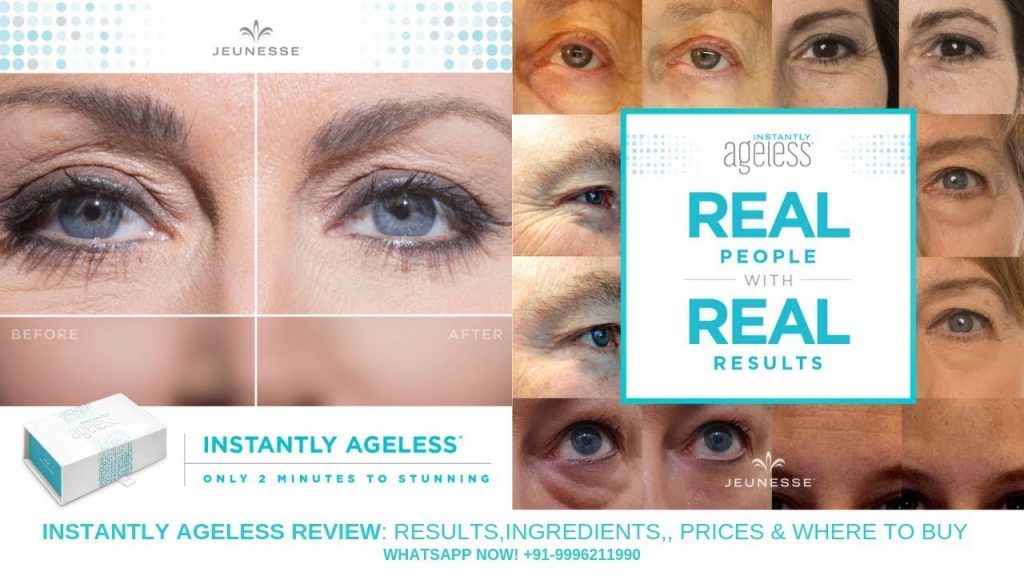 Jeunesse Instantly Ageless Review