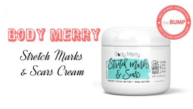 body berry stretch marks and scars cream